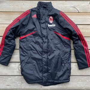 Adidas AC MILAN Puffer Jacket